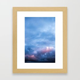 UP Pt. I Framed Art Print
