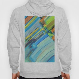 Abstract Composition 595 Hoody