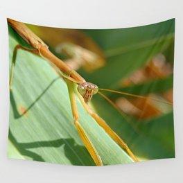 Mantis Wall Tapestry