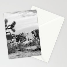 Black and White Joshua Tree National Park Stationery Cards
