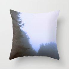 You Can't Escape Throw Pillow