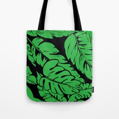 PALM LEAF GREEN Tote Bag