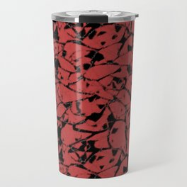 Abstract spotted pattern Travel Mug