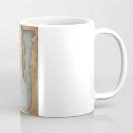 Super Mario World Map (Vintage Style) Coffee Mug