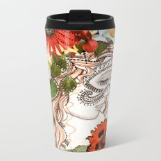 Of the Forest Metal Travel Mug