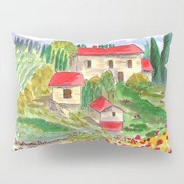 Tuscan Pillow Sham
