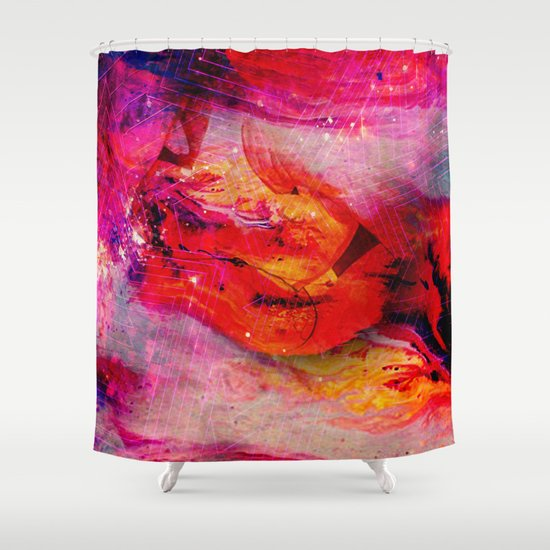 Thrones Shower Curtain