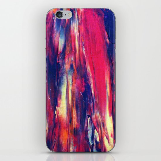 Abstract Painting 24 iPhone & iPod Skin