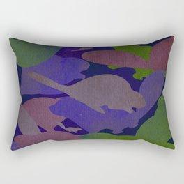 Technicolour Beaverflauge Rectangular Pillow