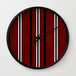 The Levite cloth of a Hebrew slave! Wall Clock