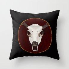 Oh, Dear Throw Pillow
