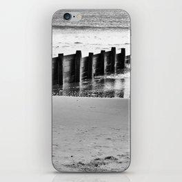 North sea views iPhone Skin