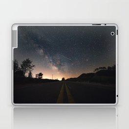 Milky Way, Luddington, Micghian Laptop & iPad Skin