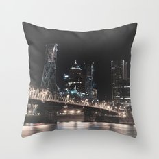 i was dreaming Throw Pillow