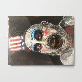 Captain Spaulding Metal Print