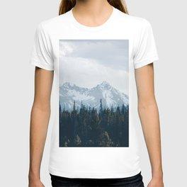 Canadian Mountains -Banff, Alberta T-shirt
