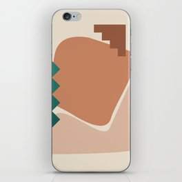// Shape study #22 iPhone Skin