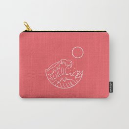 Life's a wave Carry-All Pouch