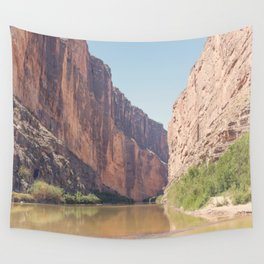 Santa Elena Canyon Wall Tapestry