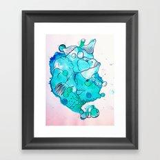 Like Father  Framed Art Print