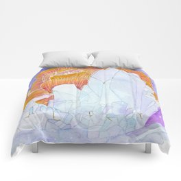 Celestial Crystal Comforters