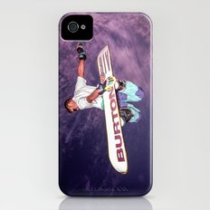 Snowboarding #2 Slim Case iPhone (4, 4s)