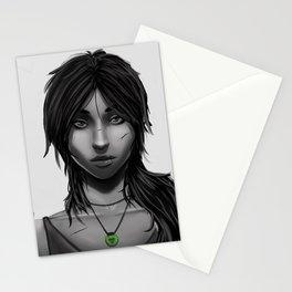 Lara Croft, Survivor Stationery Cards