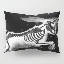 Unicorn Bunny - inverted Pillow Sham