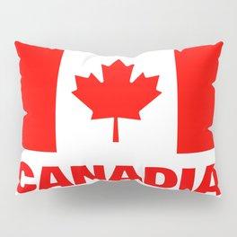 Canadia - Canadan Flag Pillow Sham