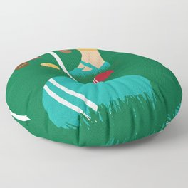 80s TEEN MOVIES :: HEATHERS Floor Pillow