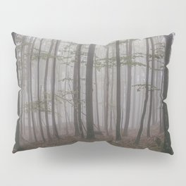 Winter forest trees #14 Pillow Sham