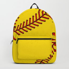 Fast Pitch Softball Backpack