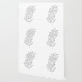 Leaf Monochrome Art Print-15 Wallpaper