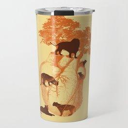 Lionheart Travel Mug