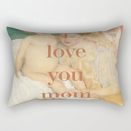 Mother Collection 1 Rectangular Pillow
