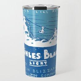 Kuhles Blau Light Travel Mug
