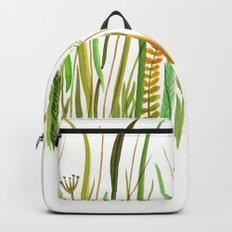 Prairie Watercolor by Robayre Backpack