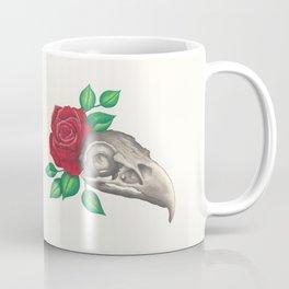 Vulture Skull Coffee Mug