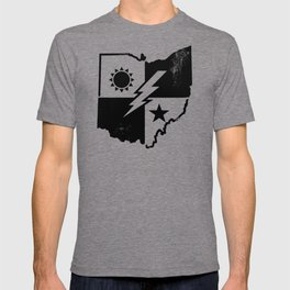 Ohio Born Army Rangers T-shirt