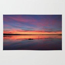 Beatutiful Sunset Rug