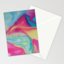 Milky Way Constant Motion Stationery Cards