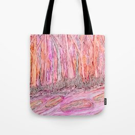 Eno River 30 Tote Bag