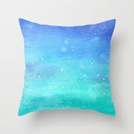 Peaceful Twilight Throw Pillow