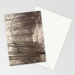 Bare Woods Stationery Cards