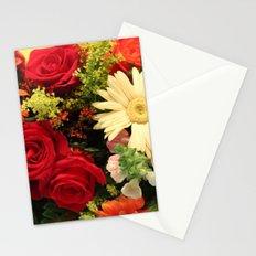 Flower Arrangement Stationery Cards