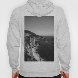 Monochrome Big Sur Hoody