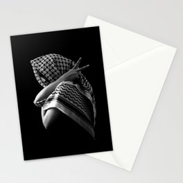 Peace Pose Stationery Cards