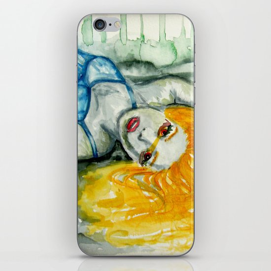 beautiful creature iPhone & iPod Skin