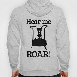 Brass Stove, HEAR ME ROAR Hoody