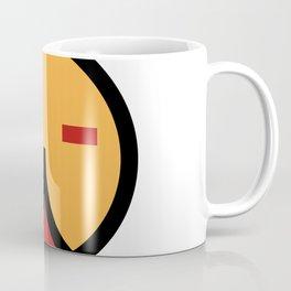 face 9 Coffee Mug